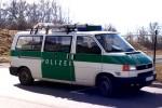 Zwickau - VW T4 - Verkehrsunfalldienst