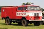 Cottbus - Flugplatzmuseum - TLF 16