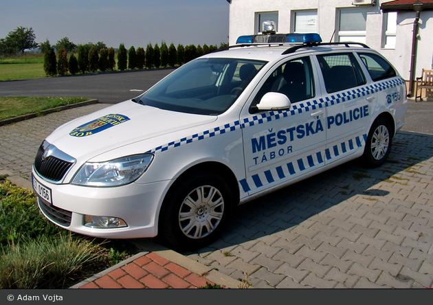 Tábor - Městská Policie - FuStW (a.D.)