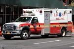 FDNY - EMS - Haz-Tac 583 - RTW
