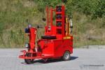 DESY - Technischer Notdienst - Elektro-Schlepper