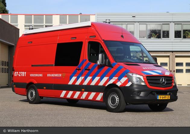 Ede - Brandweer - GW-Versorgung - 07-2781