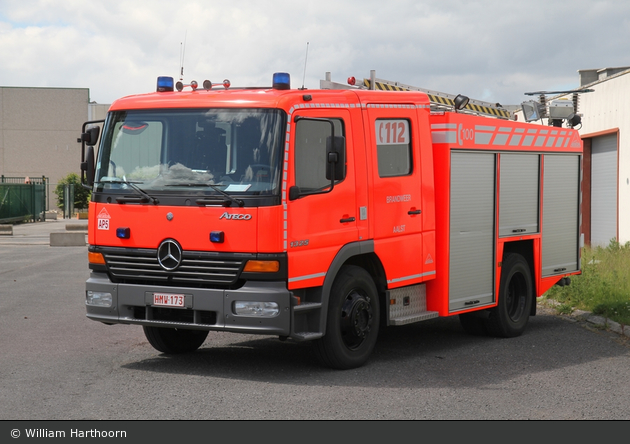 Aalst - Brandweer - TLF - AP5