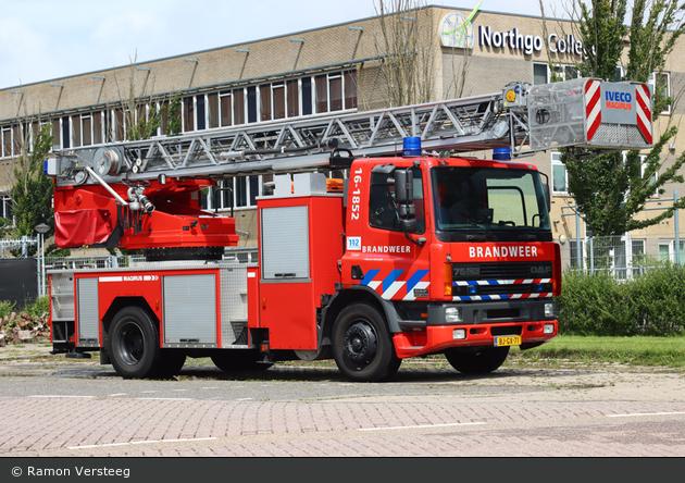 Noordwijk - Brandweer - DLK - 16-1852