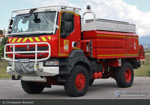 Le Boulou - SDIS 66 - GTLF 20/60-2-W - CCFS