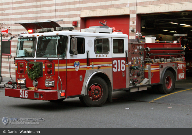 FDNY - Reserve - Engine - TLF
