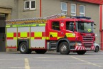 Inverness - Scottish Fire and Rescue Service - WrL