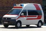 Klinikum Bremen Mitte - VW T5 - KTW