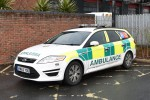 Winchester - South Central Ambulance Service - RRV - SR811