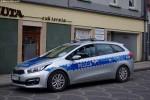 Piekary Śląskie - Policja - FuStW - P488