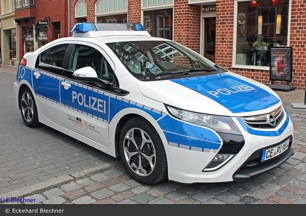 CE-PI 904 - Opel Ampera - FuStW