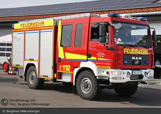 Einsatzfahrzeug: Florian Neu-Ulm 07/47-01 - BOS-Fahrzeuge ...