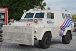 Bruxelles - Police Fédérale - Corps d'Intervention - SW - 42