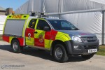 Duxford - Airfield Fire & Rescue Service - Fire 2