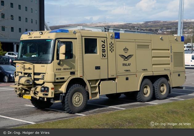 Woensdrecht - Koninklijke Luchtmacht - FLF - 7082