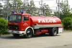 ohne Ort - Falck - Tankwagen