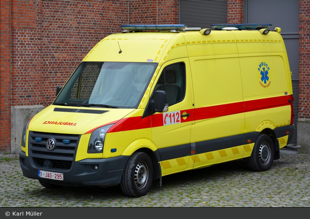Antwerpen - Ambuce Rescue-Team - RTW