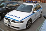 Andorra - Policia - FuStW