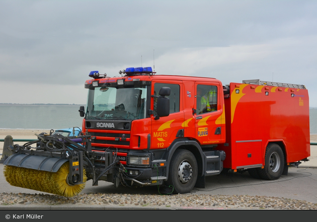 Zwevegem - Brandweer - GTLF - T305