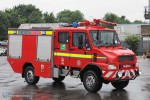 Birmingham - West Midlands Fire Service - TRV