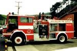 Manaia - New Zealand Fire Service - Pump - Manaia 6671 (a.D.)