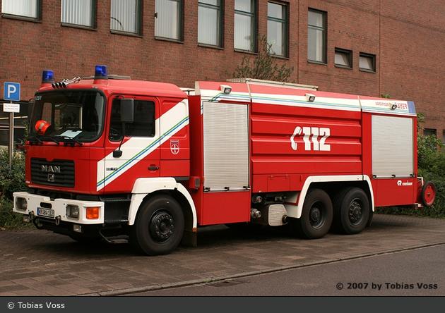 Falke Krefeld 01/25-01