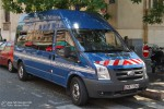 Aix-en-Provence - Gendarmerie Nationale - BM - BatKW