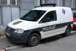 Sarajevo - Policija - leLKW