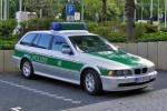 BP19-611 - BMW 525d Touring - FuStW (a.D.)