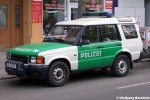 B-31592 - Landrover Discovery - FuStW