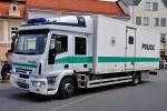 Praha - Policie - 1A5 7976 - Pferdetransporter