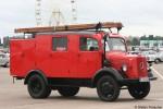 Berlin - Feuerwehrhistorische Sammlung Tegelort - LLG