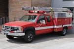 Santa Cruz - Santa Cruz Fire Department - Utility - 3160