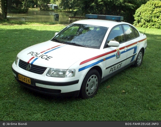 A 6424 - Police Grand-Ducale - FuStW (a.D.)