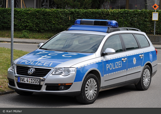 BWL4-1205 - VW Passat - FuStW
