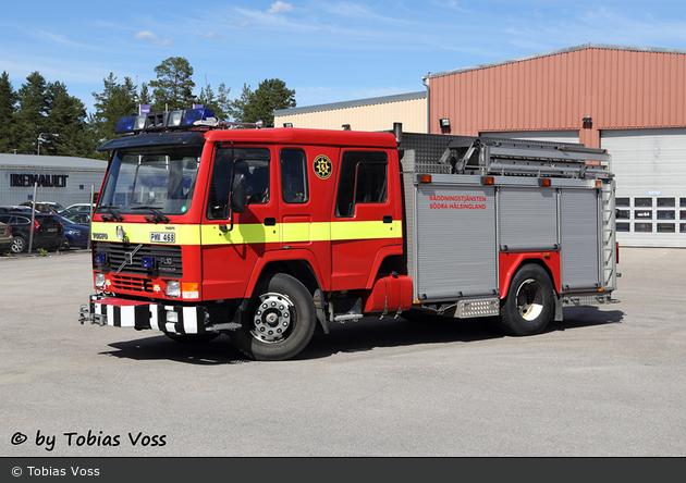 Bollnäs - Räddningstjänsten Södra Hälsingland - Släck-/Räddningsbil - 2 26-3110