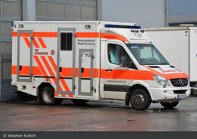 Akkon Duisburg 01 RTW 02 (a.D.)