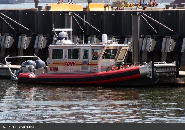 FDNY - Staten Island - Marine 9B - RTB