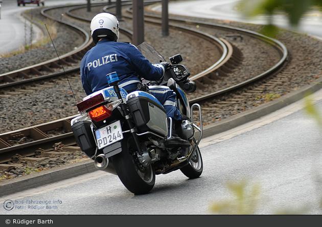 Hannover - BMW R 1200 RT - KRad