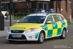 Liverpool - North West Ambulance Service - RRV