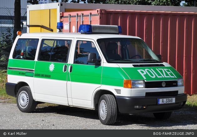 A-3368 - VW T4 - FuStW