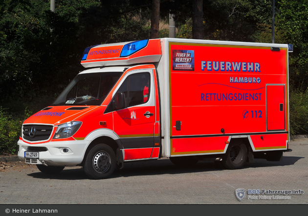Florian Hamburg RTW (HH-2749)