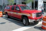 FDNY - EMS - EMS Condition Car D1 - KdoW 998