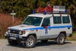 Bergwacht Rettungsfahrzeug Rennsteig (a.D.)