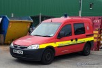 Exeter - Devon & Somerset Fire & Rescue Service - Van