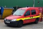 Exeter - Devon & Somerset Fire & Rescue Service - Van