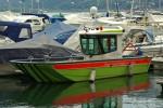 Locarno - CCP - Löschboot