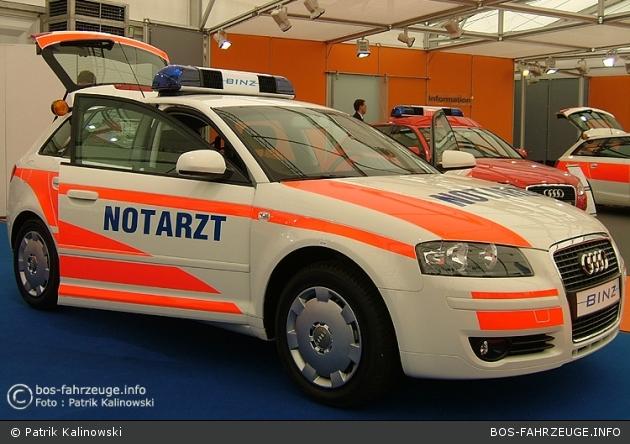 Audi A3 Sportback - Binz - NEF