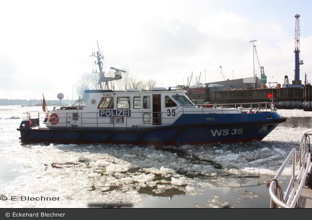 Polizei Hamburg - WS 35