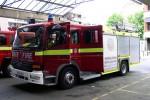 London - Fire Brigade - DPL 1134 (a.D.)